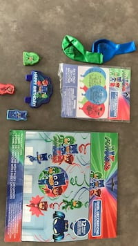 PJ masks birthday decorations  Brossard, J4X