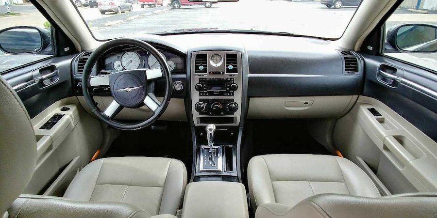 used 2005 chrysler 300 touring in dallas. Black Bedroom Furniture Sets. Home Design Ideas