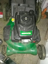 150cc weedeater lawnmower
