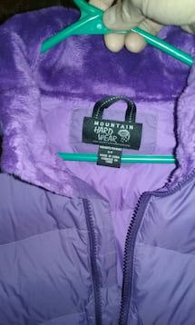 Woman's Mountain hard wear jacket