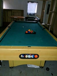 Cooper Pool table.see details Maple Ridge, V4R 1M8