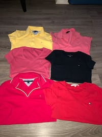 Lot of ladies size small Tommy Hilfiger tops  Brampton, L6X 3K1