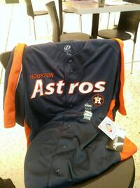 New Authentic MLB Astros Baseball Team Jersey  Punchbowl, 2196