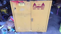 Flammable liquid storage cabinet Princeton, 55371