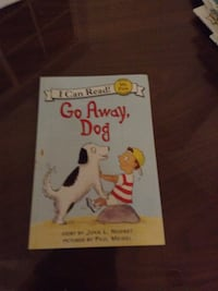 I Can Read Go Away Dog book