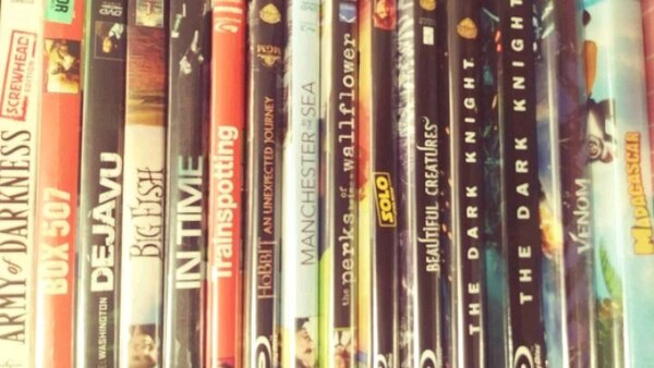 Used Dvds For Sale >> Dvds