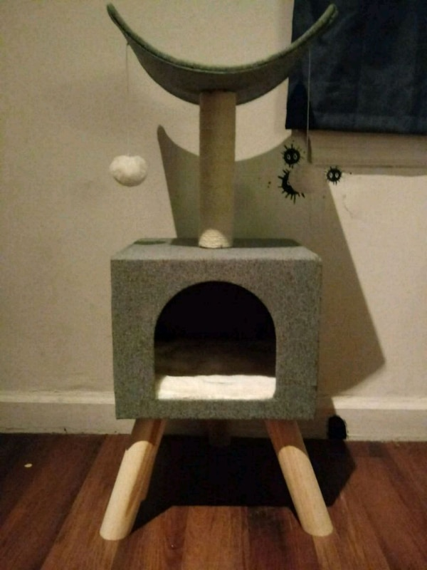 Used Brand New Aspca Modern Cat Tree For Sale In Columbus Letgo
