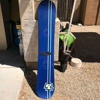 High Quality Private Label Handmade Snowboard - Ma Queen Creek, 85142