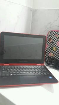 black and red laptop computer Vaughan, L4J 3J8