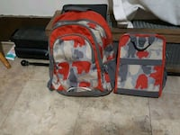 Backpack and matching lunch bag Ebensburg, 15931