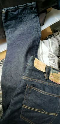 Brand new 3 Pair mens jeans $25.00 for all Las Vegas, 89178