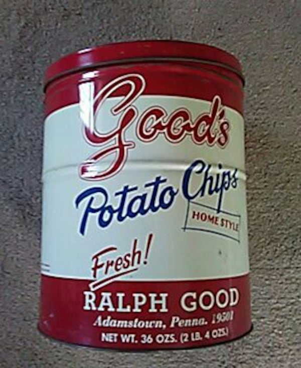Potato chip tin 5156ffaf-3089-408b-9997-95469c2e1f59