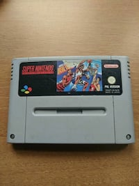 WORLD LEAGUE BASKETBALL SNES PAL BÖLGE OYUNU