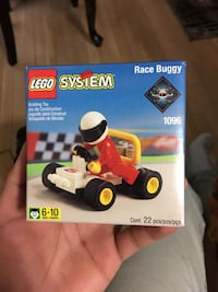 LEGO Systems 1096 Brand new box Mississauga, L5R 3W1