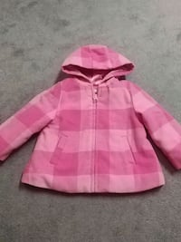 Girls Joe Fresh Coat - 12-18 Months  621 km