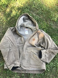 Men's Carhartt jacket  Waterford, 16441