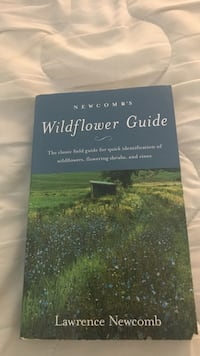 wildflower guide book Nelsonville, 45764
