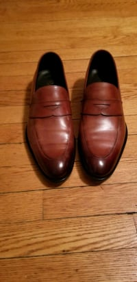 Italian Leather Shoes (Loafers) New York, 11375