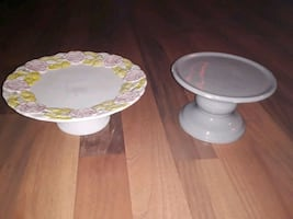CAKE STANDS 2 FOR 15$