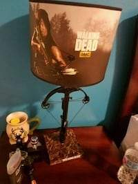 The walking dead table lamp Martinsburg