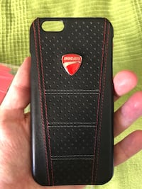 Cover DUCATI iPhone 6/6S