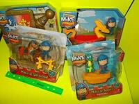 ~BRAND NEW~ Mike the Knight seven different items sold as a LOT  991 mi