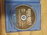 Call of Duty Black Ops 3 PS4 game disc Orangeville, L9W 5B5