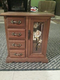 brown wooden cabinet with drawer chest Moncton, E1A 3A1
