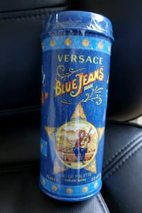 VERSACE BLUE JEANS PERFUME 75ML BNEW