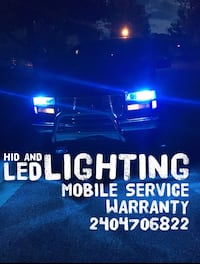 All led lights in stock Alexandria, 22314