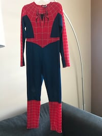 Spider-Man Costume - size S (7/8) Whitby, L1R 0A2