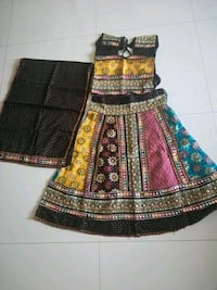 women's brown and black floral skirt Pune, 411001