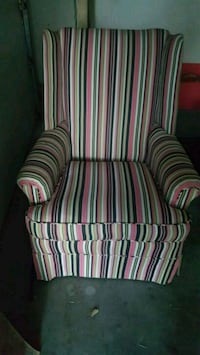 One living room chair non smoker Heath