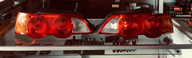 Tail lights Acura RSX 02' 04'