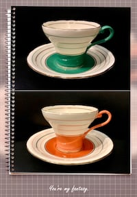 Aynsley bone china tea cup and saucer Vancouver, V5R 6G3