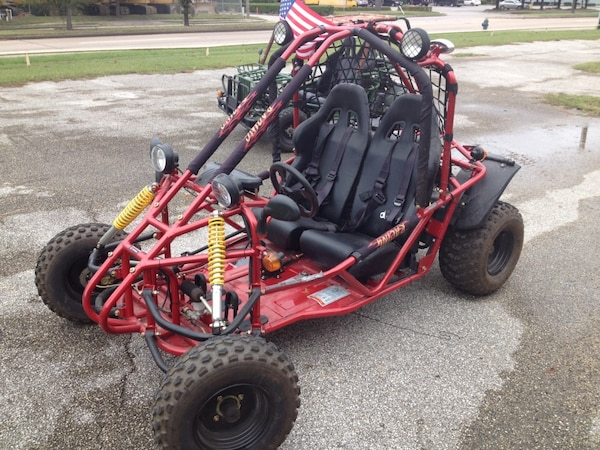 Go kart 170cc spider adult size loaded out new with warranty