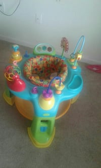baby's blue and green exersaucer Germantown, 20874