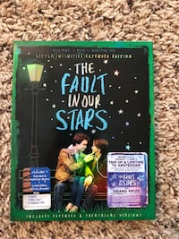 The Fault In Our Stars Movie DVD Georgetown, 49428