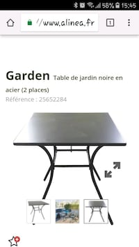 TABLE DE JARDIN (2)