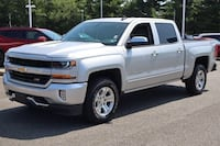 Chevrolet - Silverado - 2018 Falls Church