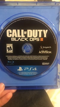Brand new black ops 3 perfect condition Lake Mary, 32746