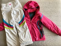 Spyder Ski Outfit - Girls Size 10  DONMILLS