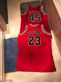 2 Jordan jerseys 2xl   $75 each  Gretna, 70056