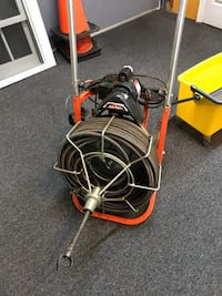 Commercial drain cleaner 100 foot Fallston, 21047