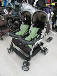 Double stroller for twins Toronto