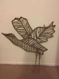 Decorative stork for walls. I have no space anymore that's why I'm selling.  Alexandria, 22311