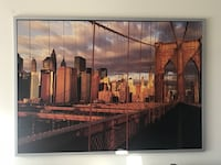 Large Wall Picture of City Oceanside, 92056