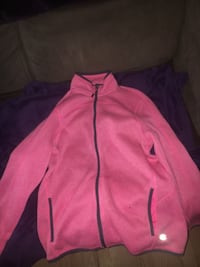 pink zip up CHAMPION sweater  Winnipeg, R3T 2P3