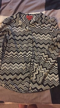 Worn once, Missoni for Target silk button down size small Boston, 02129