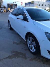 2013 Opel Astra 1.4 140 HP SPORT ACTIVE SELECT Sincan